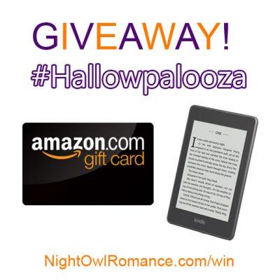 Hallowpalooza Romance Reader Scavenger Hunt