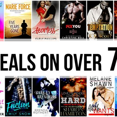 My Books & Awesome Deals for You!