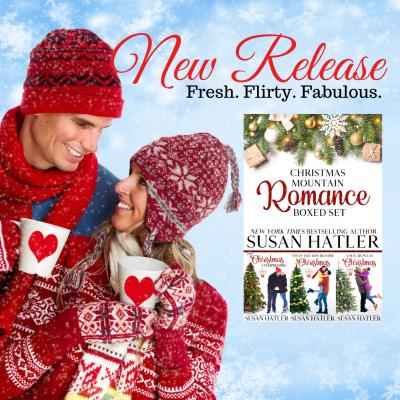 New Release: Christmas Mountain Romance Boxed Set (Morgan, Faith, Lacey)