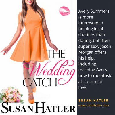 NEW RELEASE: The Wedding Catch