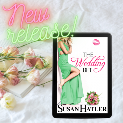 New Release: The Wedding Bet!